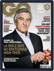 Gq France (Digital) Subscription November 16th, 2010 Issue