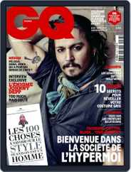 Gq France (Digital) Subscription March 22nd, 2011 Issue