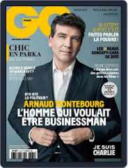 Gq France (Digital) Subscription February 1st, 2015 Issue