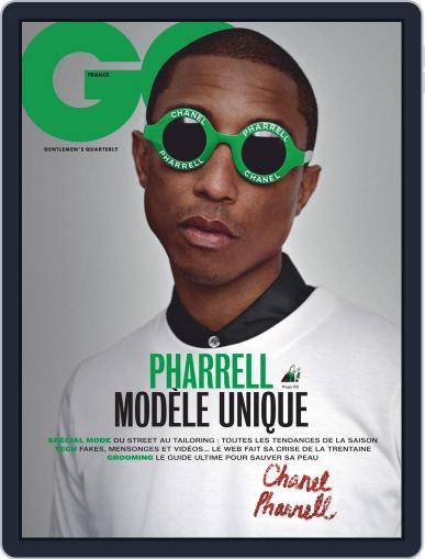 Gq France March 1st, 2019 Digital Back Issue Cover