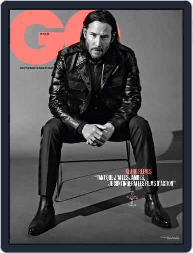 Gq France May 1st, 2019 Digital Back Issue Cover
