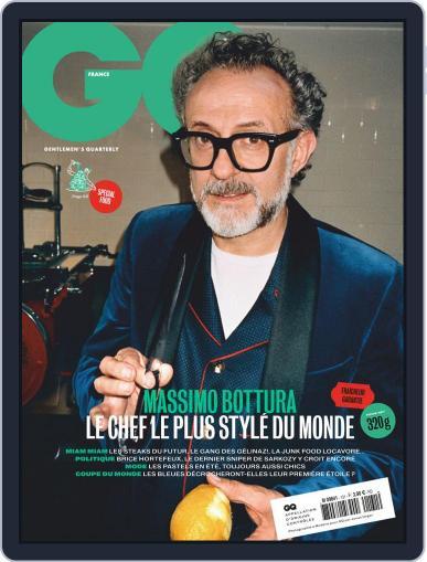 Gq France June 1st, 2019 Digital Back Issue Cover