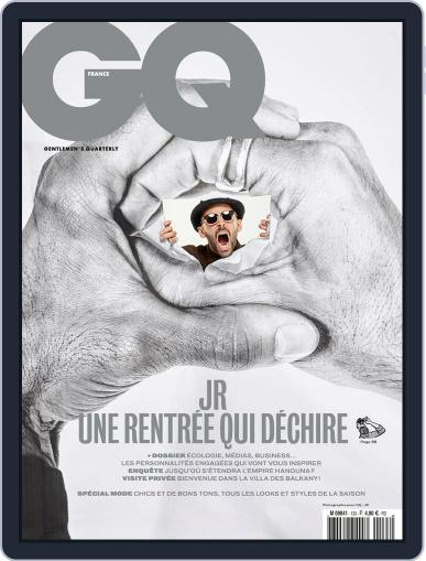 Gq France September 1st, 2019 Digital Back Issue Cover