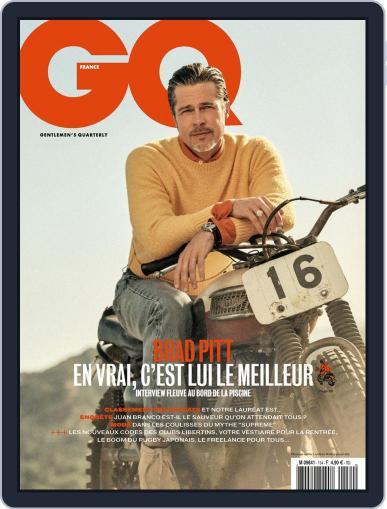 Gq France October 1st, 2019 Digital Back Issue Cover