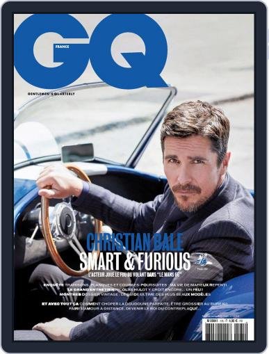 Gq France November 1st, 2019 Digital Back Issue Cover