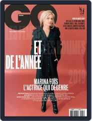 Gq France (Digital) Subscription December 1st, 2019 Issue