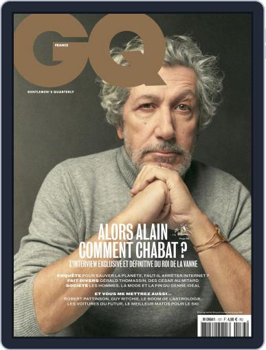Gq France February 1st, 2020 Digital Back Issue Cover