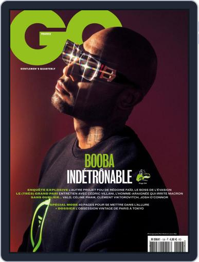 Gq France March 1st, 2020 Digital Back Issue Cover