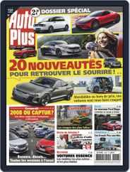 Auto Plus France (Digital) Subscription April 3rd, 2020 Issue