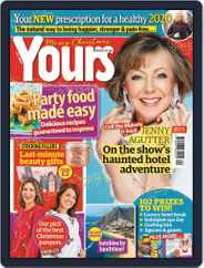 Yours (Digital) Subscription December 3rd, 2019 Issue