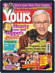 Yours (Digital) Subscription December 17th, 2019 Issue