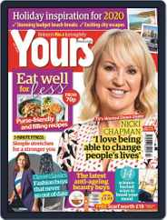 Yours (Digital) Subscription January 14th, 2020 Issue