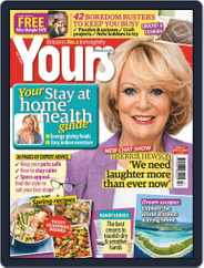 Yours (Digital) Subscription April 21st, 2020 Issue