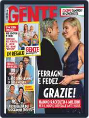Gente (Digital) Subscription March 18th, 2020 Issue