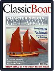 Classic Boat (Digital) Subscription January 18th, 2007 Issue