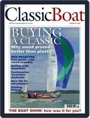 Classic Boat (Digital) Subscription February 16th, 2007 Issue