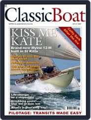 Classic Boat (Digital) Subscription June 12th, 2007 Issue