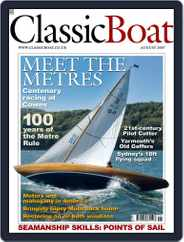Classic Boat (Digital) Subscription July 16th, 2007 Issue