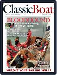 Classic Boat (Digital) Subscription August 9th, 2007 Issue