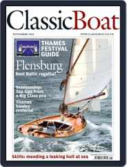 Classic Boat (Digital) Subscription September 1st, 2010 Issue