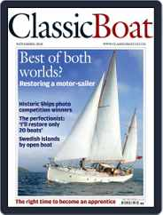 Classic Boat (Digital) Subscription November 1st, 2010 Issue