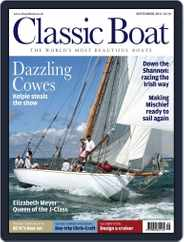 Classic Boat (Digital) Subscription September 1st, 2011 Issue