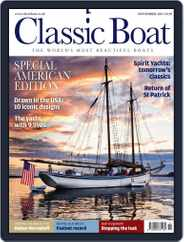 Classic Boat (Digital) Subscription November 1st, 2011 Issue