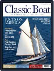 Classic Boat (Digital) Subscription October 11th, 2012 Issue