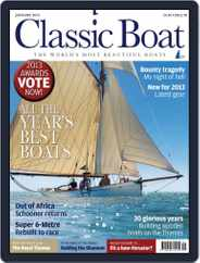 Classic Boat (Digital) Subscription December 6th, 2012 Issue