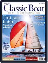 Classic Boat (Digital) Subscription January 1st, 2015 Issue