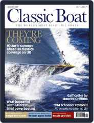 Classic Boat (Digital) Subscription August 1st, 2015 Issue