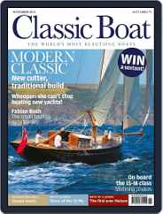Classic Boat (Digital) Subscription October 2nd, 2015 Issue