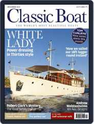 Classic Boat (Digital) Subscription November 6th, 2015 Issue
