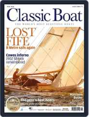 Classic Boat (Digital) Subscription April 1st, 2016 Issue