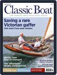 Classic Boat (Digital) Subscription January 1st, 2017 Issue