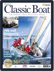 Classic Boat (Digital) Subscription February 1st, 2017 Issue