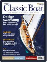 Classic Boat (Digital) Subscription March 1st, 2017 Issue