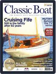 Classic Boat (Digital) Subscription May 1st, 2017 Issue