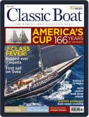 Classic Boat (Digital) Subscription July 1st, 2017 Issue