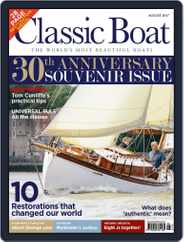 Classic Boat (Digital) Subscription August 1st, 2017 Issue