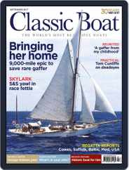 Classic Boat (Digital) Subscription September 1st, 2017 Issue
