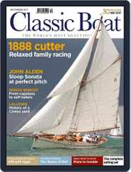 Classic Boat (Digital) Subscription December 1st, 2017 Issue