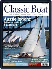 Classic Boat (Digital) Subscription August 1st, 2018 Issue