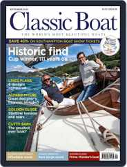 Classic Boat (Digital) Subscription September 1st, 2018 Issue