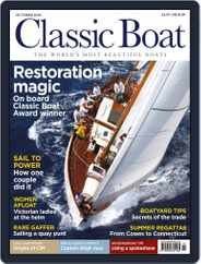Classic Boat (Digital) Subscription October 1st, 2018 Issue