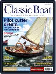 Classic Boat (Digital) Subscription November 1st, 2018 Issue