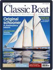 Classic Boat (Digital) Subscription January 1st, 2019 Issue