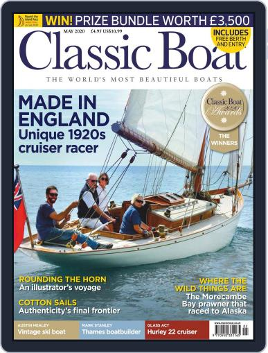 Classic Boat May 1st, 2020 Digital Back Issue Cover