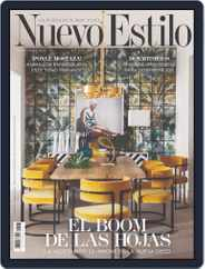 Nuevo Estilo (Digital) Subscription April 1st, 2020 Issue
