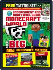 Minecraft World (Digital) Subscription March 1st, 2019 Issue